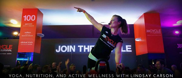 #GivingTuesday & Cycle for Survival